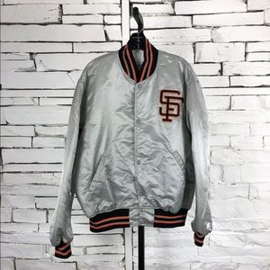 Vintage San Fransisco Giants  Nylon Satin 2121